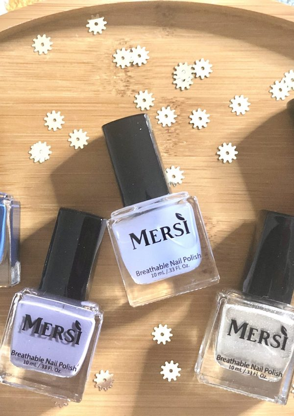 Mersi Cosmetics – Why Breathable Nail Polish Is Amazing