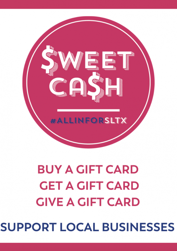 All in for Sugar Land – The Sweet Cash Program