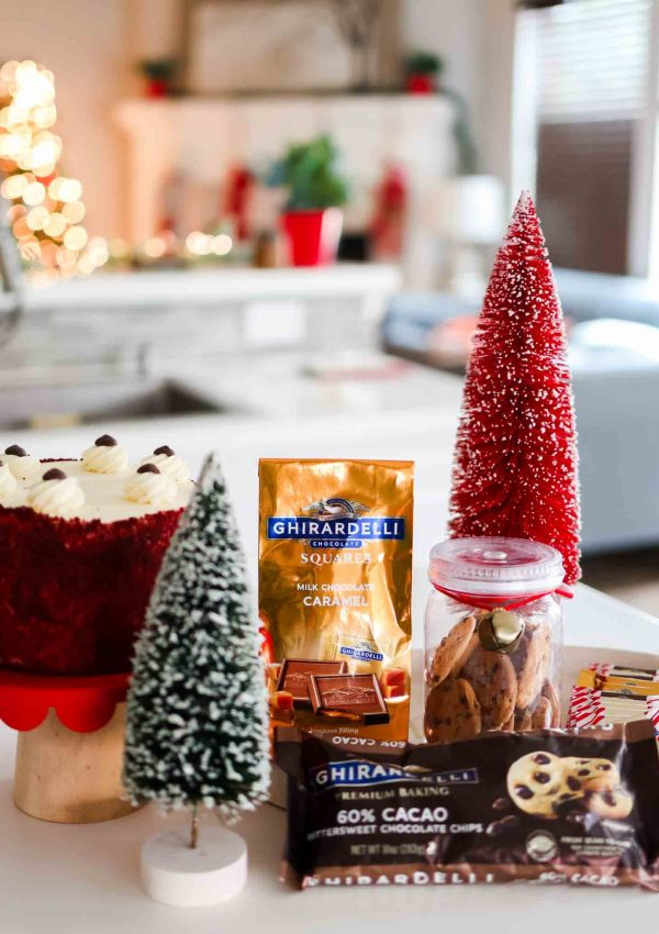 Holiday Celebrations With Ghirardelli