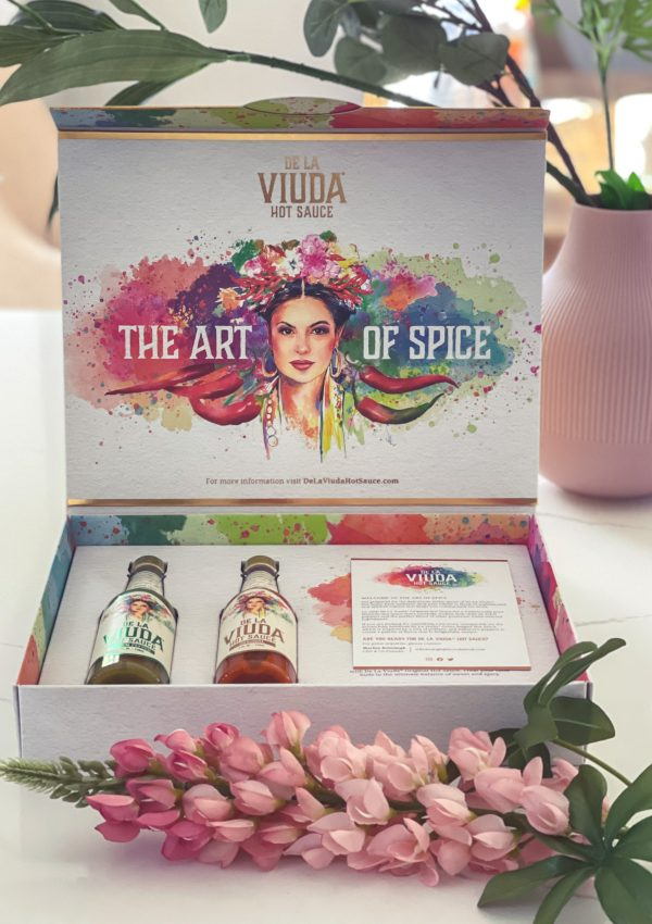 Spring into the Art of Spice with De La Viuda Hot Sauce
