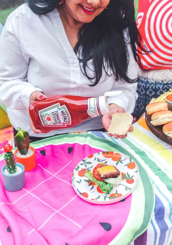 Summertime Lovin' With Heinz Ketchup and the Art of the Burger