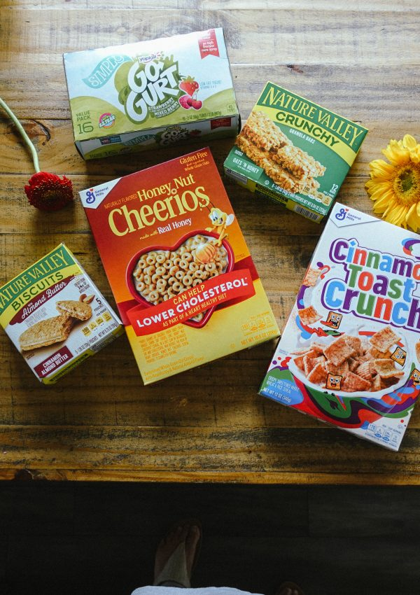 Start the New School Year with Box Tops™