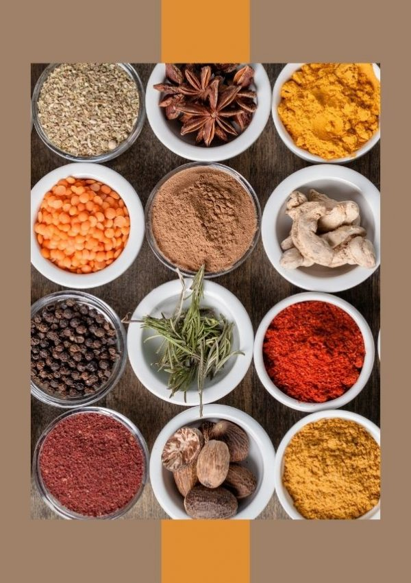 Seven Spices That Promote Wellness